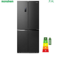Ronshen 容声 BCD-452WD12FP 十字对开冰箱 452升