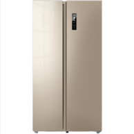 京东代下单、天天都是双11、一级能效:大容量569L 美菱 对开门冰箱BCD-569WPCX