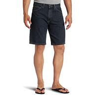 码全,LEE 李牌 男式常规款牛仔短裤 21810