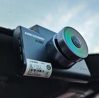智能声控,1600P无光夜视:海康威视 C6 行车记录仪