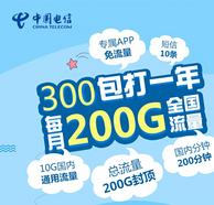 即将下架 买手甄选团 正规渠道超强资费:中国电信 300元包打1年