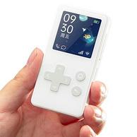今晚0点,罗永浩力荐,无需插卡,内置小爱:多亲 平安Q 4G儿童定位电话手机K201
