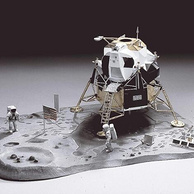 Revell 利华 855094 人类首次登月场景 1:48模型
