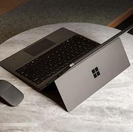 最佳生产力工具,10代i5:Microsoft微软 Surface Pro7 12.3英寸平板电脑 8+128GB