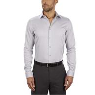 销量第一,S码 Calvin Klein 男士免烫修身衬衫 33K2479