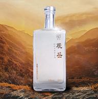 中华老字号 凤城老窖 观岳 53度纯粮酱香型白酒 500mlx2瓶
