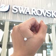 Swarovski 施华洛世奇 简约质感水晶项链 5408442
