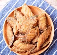 买手甄选团 10斤烤1斤 非油炸肉锅巴:带鱼酥 150g/400g 19.9元/38.9元包邮