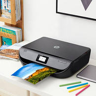 HP惠普 DJ 5078 家用无线喷墨打印一体机