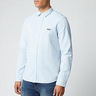 HUGO Hugo Boss 雨果·博斯 Evart 男士纯棉长袖衬衫