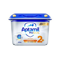 德国原装进口 Aptamil 爱他美 白金版 婴幼儿奶粉 1+/2+段 800gx2罐