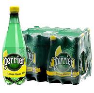 18日0点:Perrier 巴黎水 天然气泡矿泉水 柠檬味 500mlx24瓶