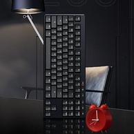 87键轻薄便携,即插即用:ikbc S200 2.4G无线机械键盘