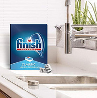 全球市占率第1:100块 Finish亮碟 classic经典款 洗碗块