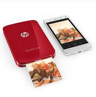 降40元,HP惠普 小印 Sprocket PLUS口袋照片打印机 红色
