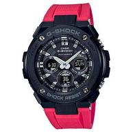 CASIO 卡西欧 G-SHOCK GST-W300G-1A4 电波太阳能手表