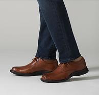 2020年新款,其乐 男士经典系带厚底商务皮鞋