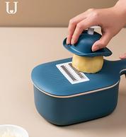小米生态链 佐敦朱迪 多功能家用厨房切丝器
