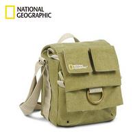 NG国家地理National Geographic 探索者系列 单肩相机包 时尚通勤单肩包