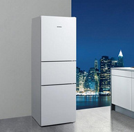 SIEMENS 西门子 KG27EA220C 279升 三门冰箱