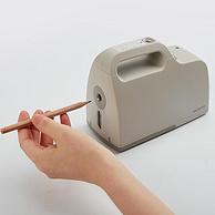 无需手握,一键倒屑,削笔黑科技:日本 仲林 全自动削笔机