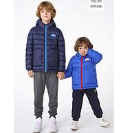 北美童装TOP品牌 90%白鸭绒:The Children's Place  儿童羽绒服
