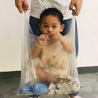 评测更新!买手评测团、比垃圾袋便宜:印刷瑕疵超市购物袋