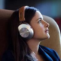 Pioneer 先锋 SE-MS7BT-T 头戴式高解析蓝牙耳机