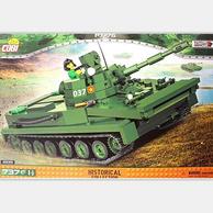 Cobi Historical历史系列 苏联PT-76水陆坦克2235 737粒