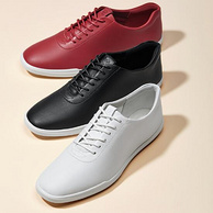 2020新款 ECCO 爱步 Simpil简约系列 女士简约牛皮平底板鞋