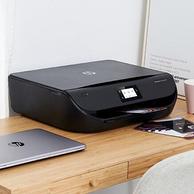 新低!无线连供三合一:HP惠普 DJ5078 家用喷墨一体机