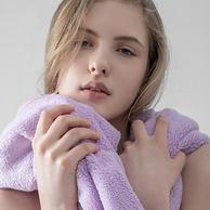 小米旗下,100%阿瓦提长绒棉,A类:4条 最生活 全棉洗脸毛巾