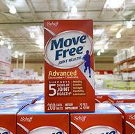 买手海外团、美国直邮、呵护骨关节: MoveFree维骨力 氨糖软骨素 红/绿/蓝/白瓶