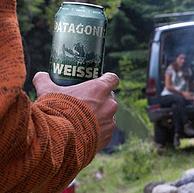 阿根廷进口,473mlx6罐 Budweiser 百威 帕塔歌尼亚 白啤酒
