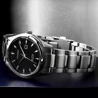 Citizen 西铁城 BM7360-82E 光动能男士钛合金腕表