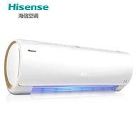 今晚0点,1级能效,自清洁:Hisense海信 1.5匹 变频冷暖壁挂式空调KFR-33GW/EF20A1(1P57)