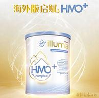 Wyeth 惠氏 启赋HMO+婴幼儿奶粉 1段 350g/罐 试用装