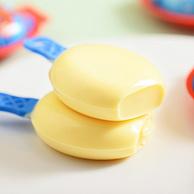 超好吃/小孩补钙!500gx2件 共50支装  妙飞 儿童高钙乳酪芝士棒