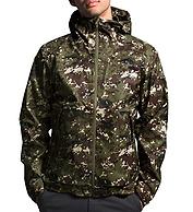 迷彩色M码,The North Face 北面 Millerton 男款轻量冲锋衣