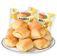 盐津铺子 憨豆先生小小面包 490g