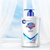 12小时长效抑菌,亲肤0皂基:225ml 舒肤佳 柠檬清香抑菌洗手液