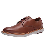 亚马逊销冠!真皮+Ortholite防臭鞋垫:Clarks其乐 Draper 男士 系带牛津皮鞋