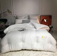 grace 洁丽雅 大豆纤维被子 150x200cm 约3斤