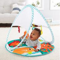 内含4个玩具,Fisher-Price 费雪 FXC15 婴儿健身架玩具