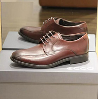ECCO 爱步 Melbourne 墨本系列 男士真皮牛津鞋
