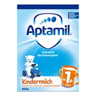 600gx5件 ,Aptamil 爱他美 Pronutra 婴幼儿奶粉 1+段