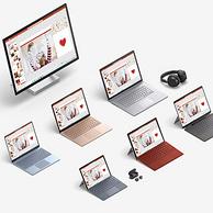 真香!Microsoft 微软中国官网 双11钜惠 官翻Surface全系特价+Surface Laptop Go同步预售