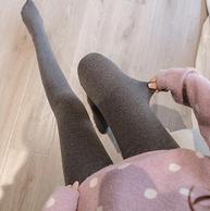 恬君蓓 女士羊绒打底裤 1900D