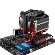 1日0点,德国红点奖,支持I9 2066平台:COOLERMASTER酷冷至尊 风冷散热器V8GTS 399元包邮