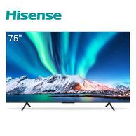 Hisense 海信 75E3F 75英寸 4K液晶电视